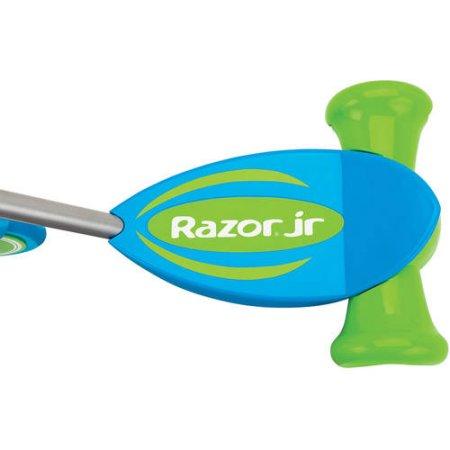 Электросамокат с сиденьем Razor Lil E голубой купить недорого
