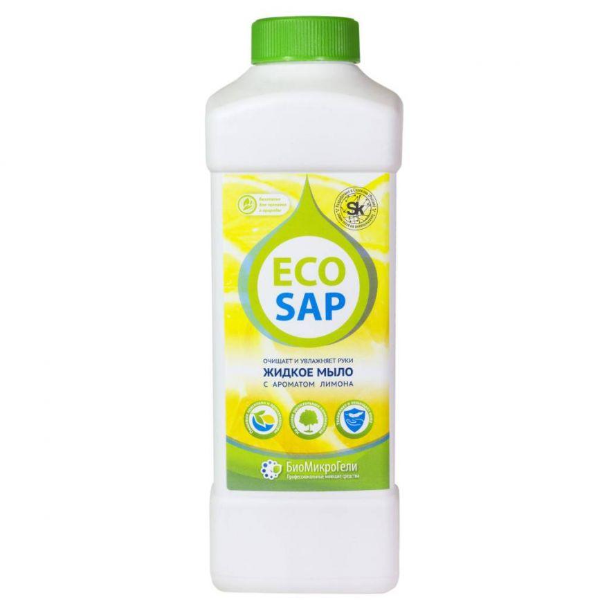 Жидкое мыло лимон EcoSap (ЭкоСап) 1000 мл