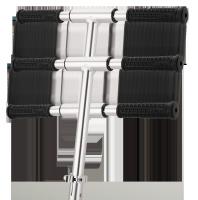 Самокат с надувными колёсами Razor A5 Air серебристый руль