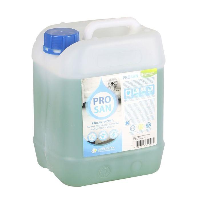 Гель для чистки сантехники ProSan (Просан) 5000 мл