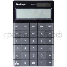 Калькулятор Berlingo CIA_100 12р антрацит