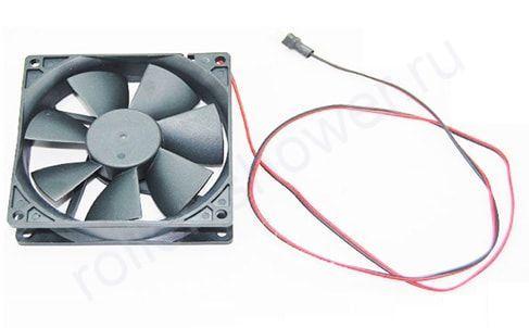 Вентилятор для душевой кабины