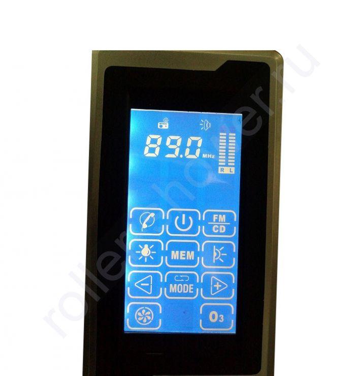 Сенсорный пульт управления душевой кабиной 17.8x9.8см