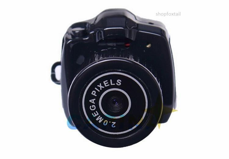 Маленькая видеокамера mini  y2000