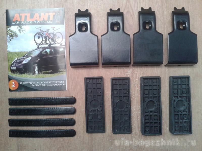 Адаптеры для багажника Volkswagen Golf Plus, Атлант, артикул 8633
