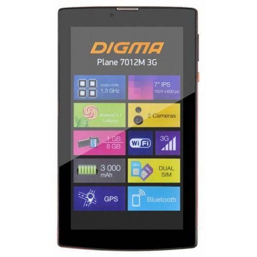 Планшет Digma Plane 7012M 3G MT8321