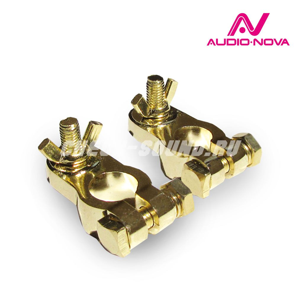 Клемма аккумулятора AUDIO NOVA BT1N.G(-)