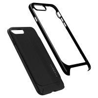 Купить чехол Spigen Neo Hybrid Herringbone для iPhone 8 Plus черный