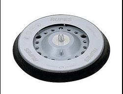 Rupes Диск-подошва шлифовальная, d125мм., М8 - М, жёсткая, 8+8+1 отв., липучка Velcro, для машинок RUPES ER/RH