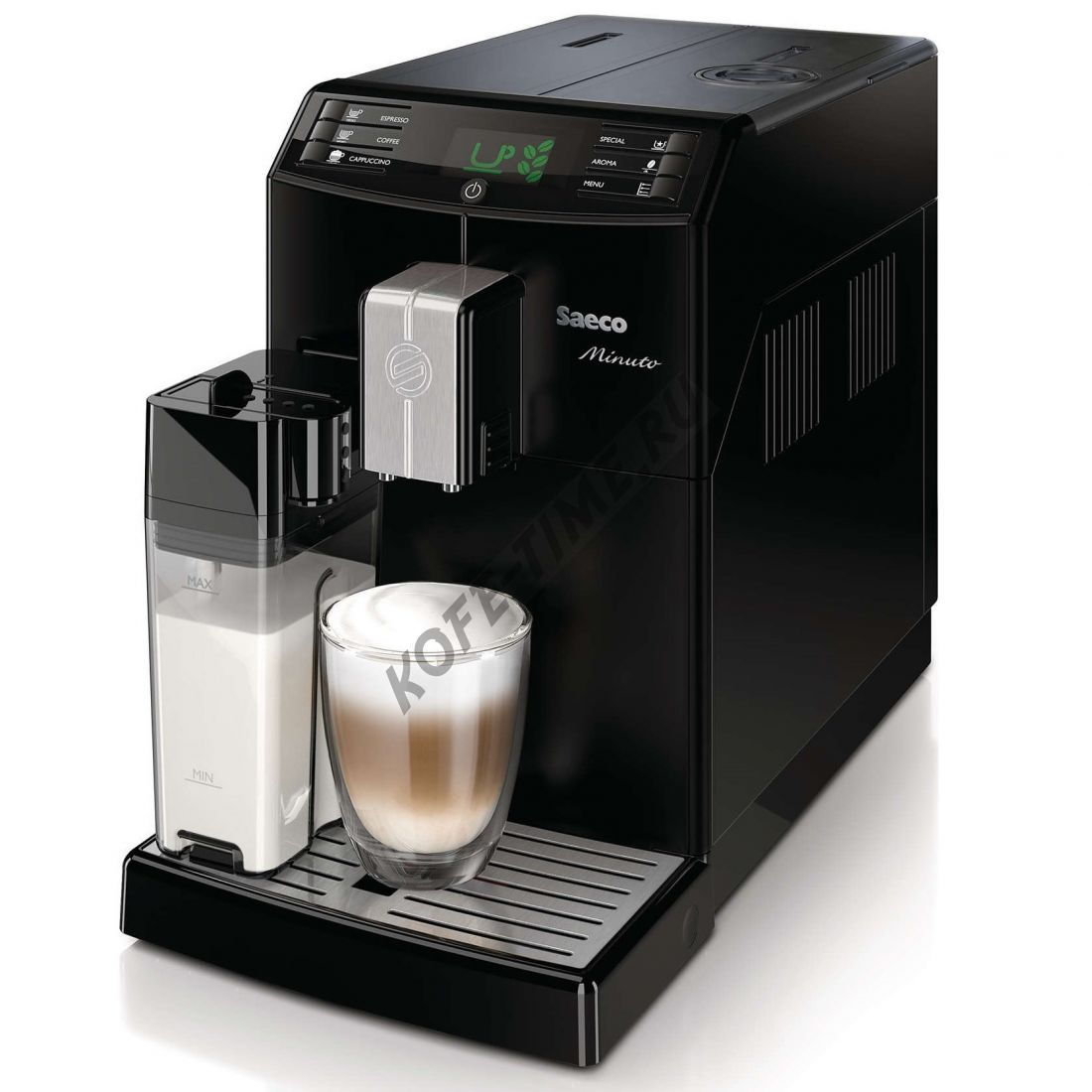 Кофемашина Saeco HD 8763 Minuto