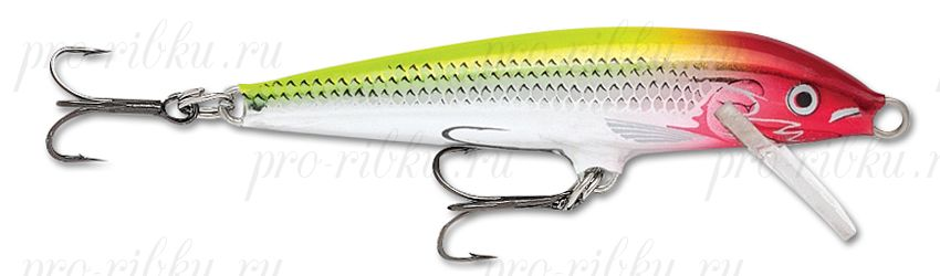 ВОБЛЕР RAPALA FLOATING ORIGINAL F13 цв. CLN