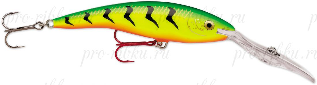 ВОБЛЕР RAPALA DEEP TAIL DANCER TDD09 цв. GPT