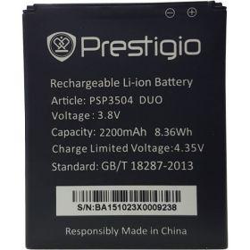 Аккумулятор для телефона Prestigio PSP3504 DUO