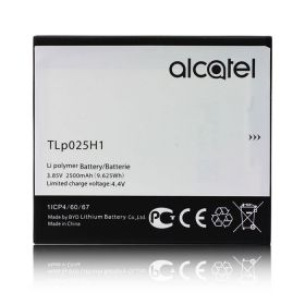Аккумулятор Alcatel 5051 POP 4 2500mAh TLp025H1 оригинал