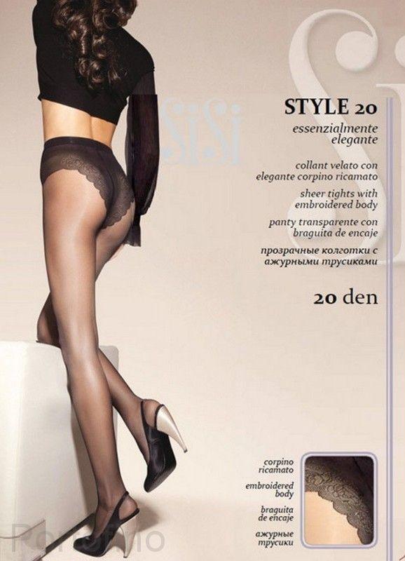 Style 20 женские колготки Sisi