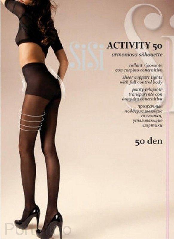 Activity 50 женские колготки Sisi