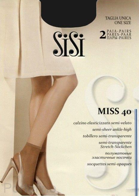 Miss 40 |носки 2пары|  Sisi