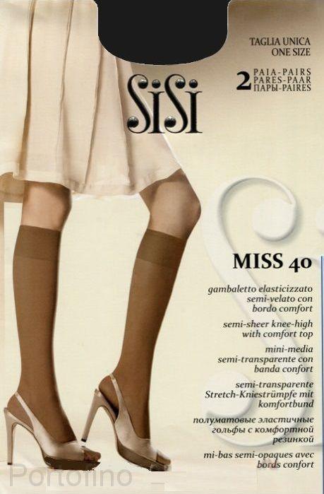 Miss 40 |гольфы 2пары|  Sisi
