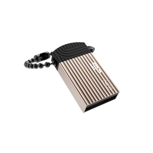 USB накопитель Silicon Power 8GB Touch T20 Champagne