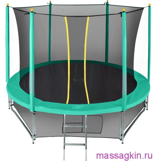 БАТУТ Hasttings Батут Classic Green (2,44 м)