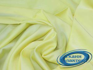 Шёлк сатин VT-9758/C#41 св.желтый