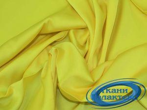 Шёлк сатин VT-9758/C#40 желтый