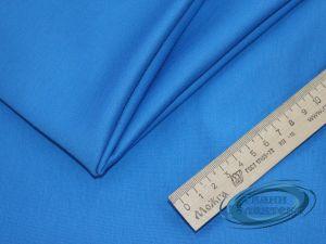 Трикотаж джерси VT-9817/C#34  ярко голубой