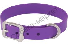 Ошейник Red Dingo VIVID фиолетовый