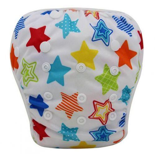 Подгузник для плавания на кнопках