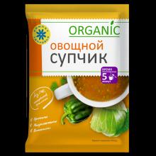 Суп-пюре ОВОЩНОЙ, 1 пакетик 30 г