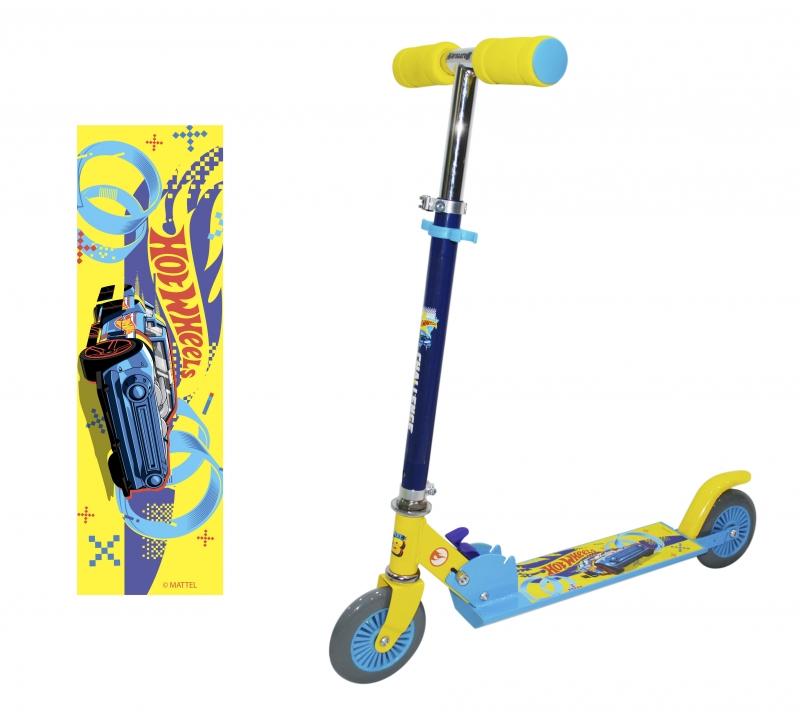 """Самокат двухколёсный Navigator """"Hot wheels"""""""