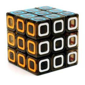 Кубик головоломка 3х3 Люкс