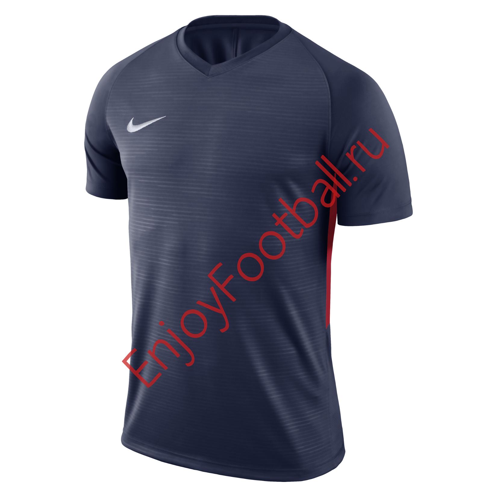 566246bb Игровая футболка NIKE DRY TIEMPO PREM JSY SS 894230-410 купить в ...