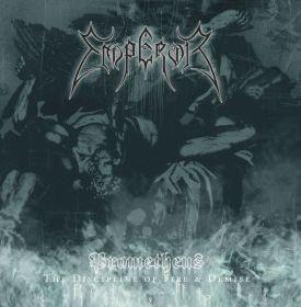 EMPEROR «Prometheus» [Mini Vinyl CD]