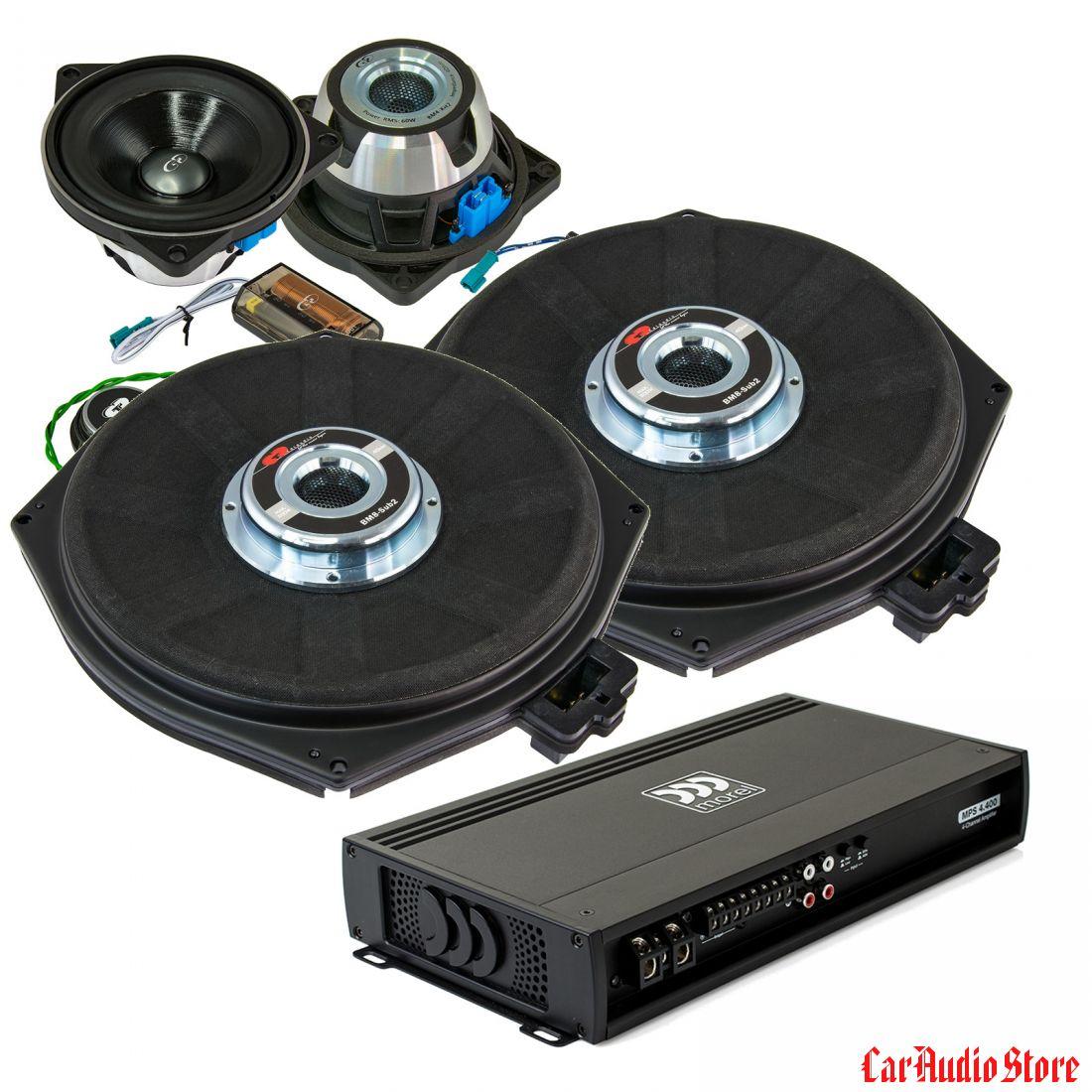Base Kit Plus CDT Audio 2.1 (MOREL)