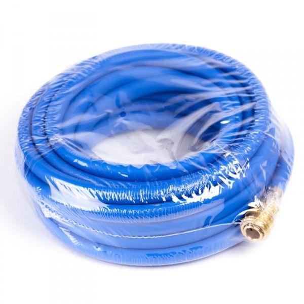 Voylet Шланг ПВХ армированный, синий, 20бар, Voylet 10м. х 15м. х 10м.