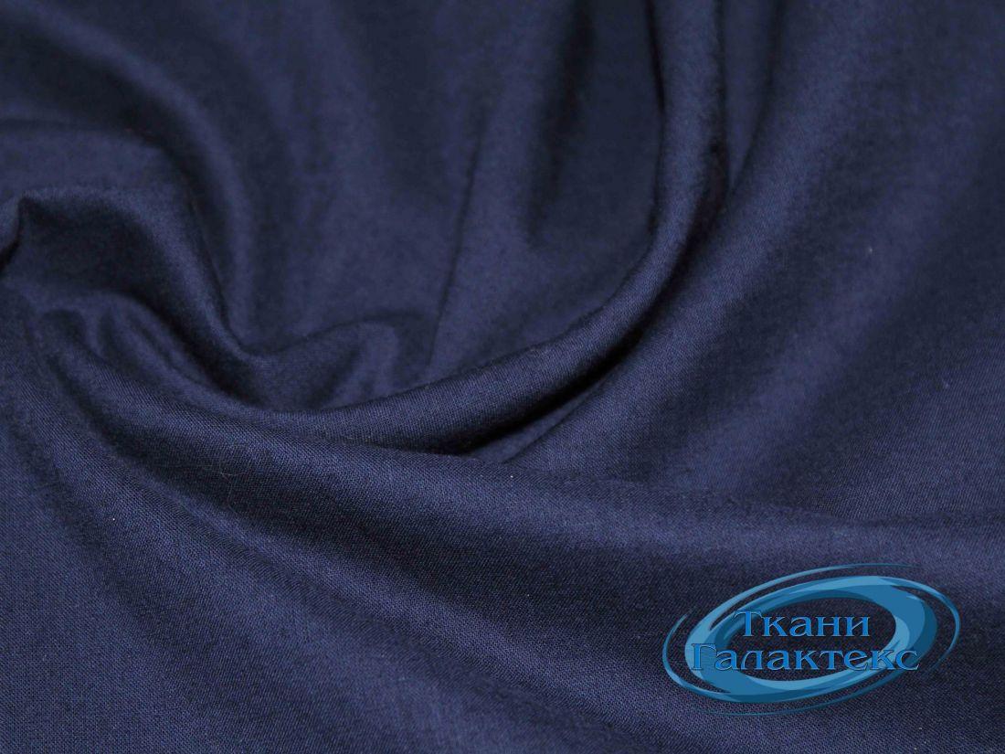 Батист хлопок VT-9726/C#9 т.синий