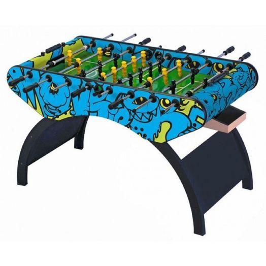 """Игровой стол - футбол """"Cosmos""""  игровое поле 1180х680х9мм MDF"""