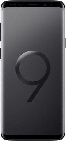 Samsung Galaxy S9+ 256GB  Midnight black