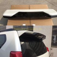 Спойлер альтернативный для Toyota Land Cruiser Prado 150
