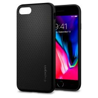 Чехол Spigen Liquid Air Armor для iPhone 8 черный