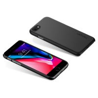 Чехол Spigen Thin Fit для iPhone 8 черный