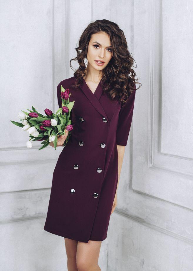 1019. Платье