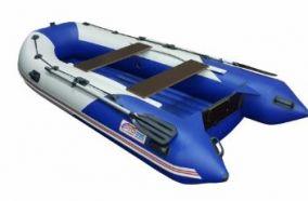 Надувная лодка HUNTERBOAT Стелс 335 АЭРО