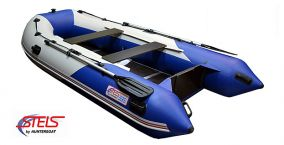 Надувная лодка HUNTERBOAT Стелс 335