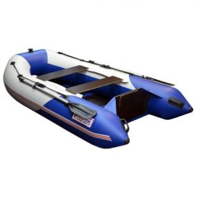 Надувная лодка HUNTERBOAT Стелс 275