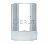Душевой уголок Erlit 90x90 (ER0509T-C4)