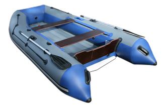 Лодка надувная REEF 335НД S