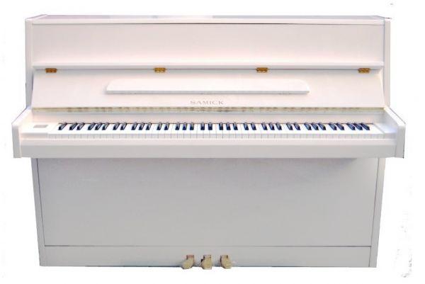 Пианино SAMICK JS043UD/WHHP