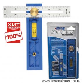 ХИТ! Разметочный инструмент Multi-Mark Kreg KMA2900-INT